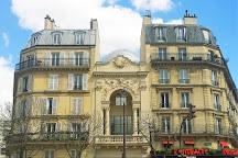 Fondation Jerome Seydoux-Pathe, Paris, France