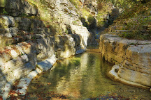 Papingo Rock Pools, Papigko, Greece