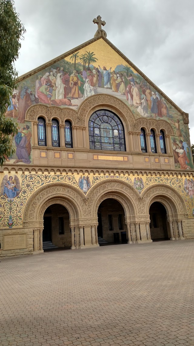 Stanford University Bechtel International Center
