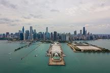 Chicago Skyline, Chicago, United States