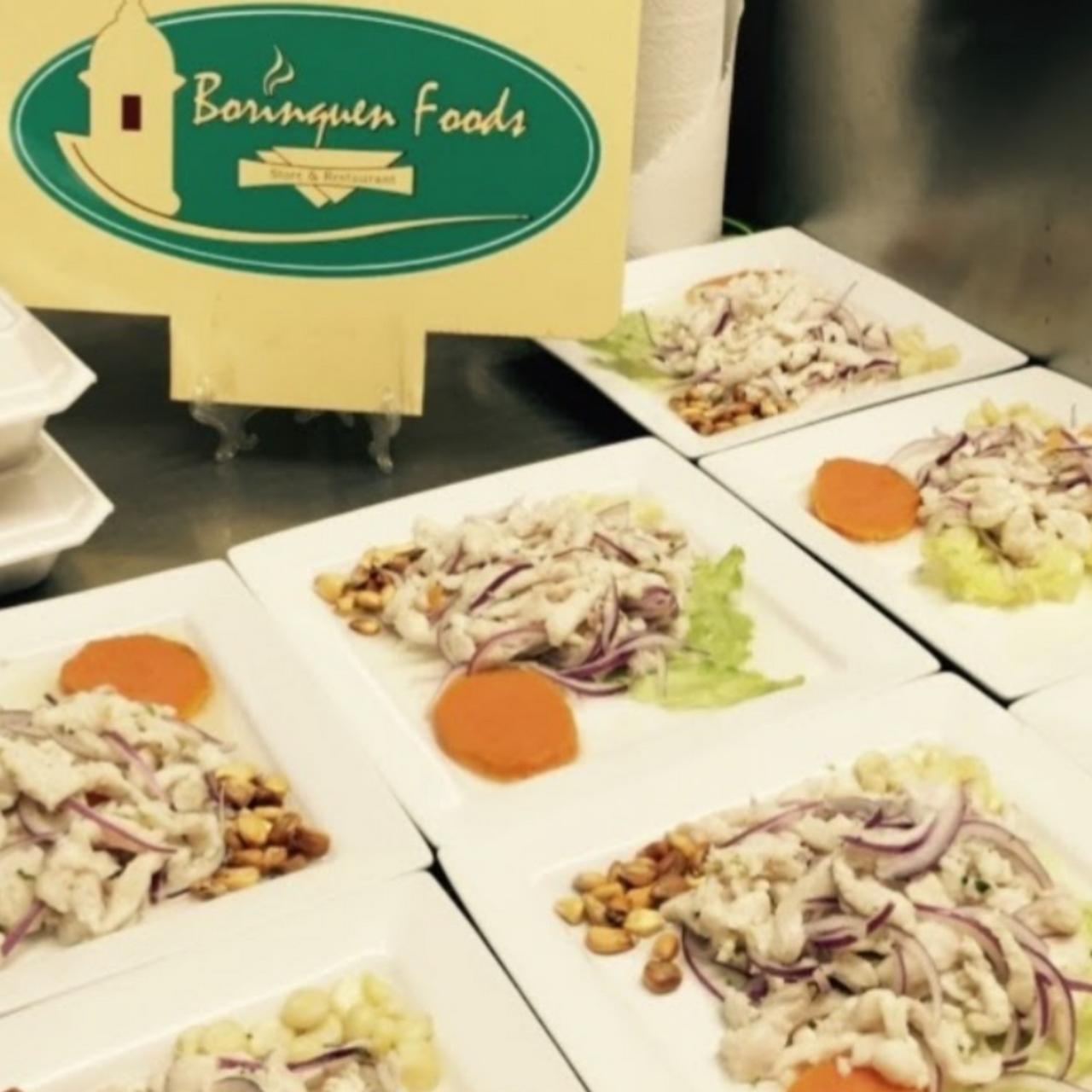 borinquen foods  caribbean restaurant in columbus
