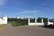 The Convent of the Intercession (Pokrovsky Monastery), Suzdal, Russia
