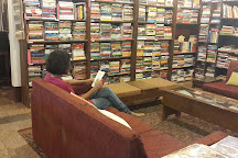 Literati Bookshop & Cafe, Calangute, India
