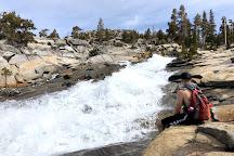 Horsetail Falls, Lake Tahoe (Nevada), United States