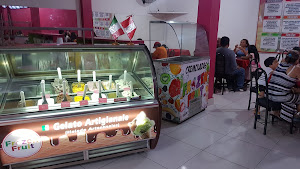 Frozen Fruit Perú 0