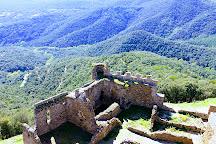 Castell de Montsoriu, Arbucies, Spain