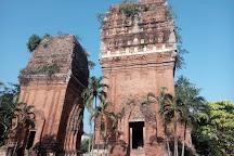 Thap Doi (Twin Towers), Quy Nhon, Vietnam