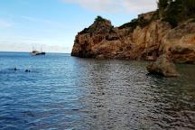Cala Deia, Palma de Mallorca, Spain