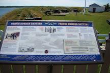 Prince Edward Battery, Charlottetown, Canada