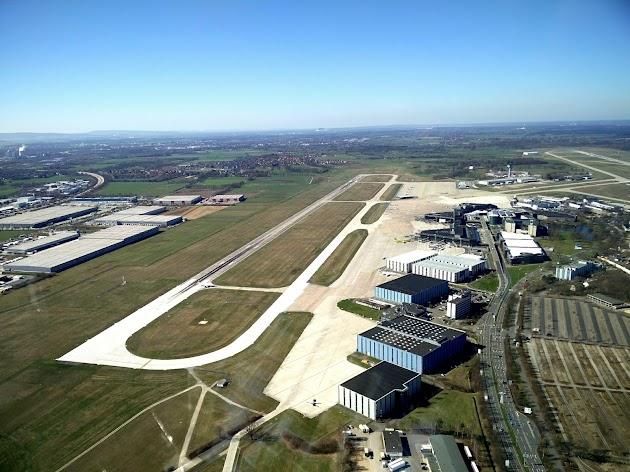 Rundflug über Hannover