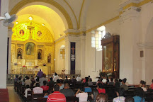 Cathedral of Escuintla, Escuintla, Guatemala