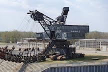 Ferropolis, Grafenhainichen, Germany