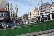 Museumschip Amandine, Ostend, Belgium