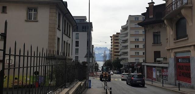 Montreux, Bon-Port