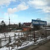Железнодорожная станция  Hradec Kralove Zastavka