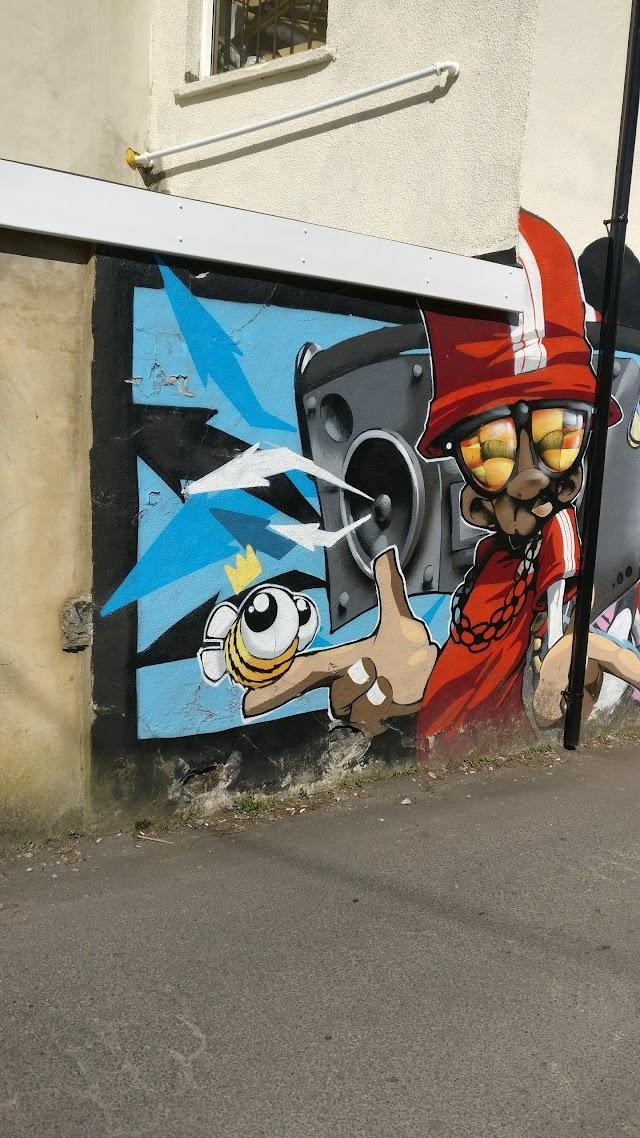 Cheo Graffiti Piece