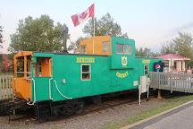 North Bay Heritage Train and Carousel, North Bay, Canada