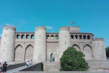 Palacio de la Aljaferia, Zaragoza, Spain