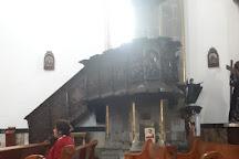 Iglesia de San Bernardo, Mexico City, Mexico