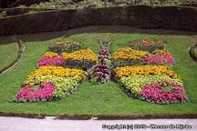 Jardin Public, Fougeres, France