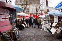 Place du Tertre, Paris, France