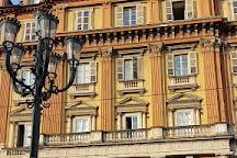 Piazza Statuto, Turin, Italy