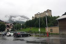 Naudersberg Castle, Nauders, Austria