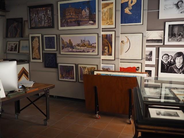 Apart Edicions-Barcelona/La Palmera_Screen Printing Workshop
