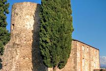 Castello di Ameglia, Ameglia, Italy