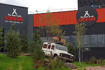 The Bear Grylls Adventure, Birmingham, United Kingdom