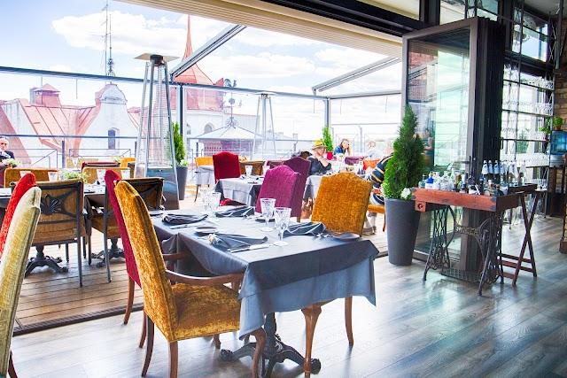 Gutenbergs Rooftop Restaurant