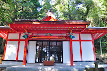 Sekitai Shrine, Kirishima, Japan