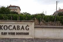 Kocabag Winery, Uchisar, Turkey