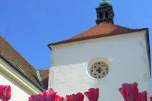 Szent Anna Chapel, Szekesfehervar, Hungary