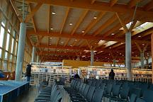 Linkopings stadsbibliotek, Linkoping, Sweden