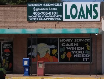 Money Services of Moore Payday Loans Picture
