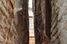 The Narrowest Alley in Italy, Ripatransone, Italy