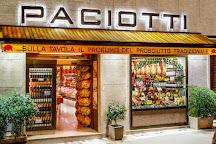 Paciotti Salumeria, Rome, Italy