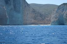 Navagio Beach (Shipwreck Beach), Anafonitria, Greece