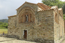 H Kokkinh Ekklhsia (The Red Church), Vourgareli, Greece
