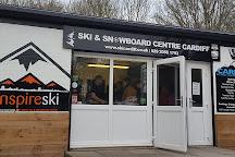 Cardiff ski and snowboard centre, Cardiff, United Kingdom