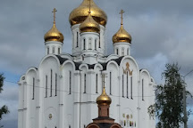 Holy Cathedral Stefanovsky, Syktyvkar, Russia