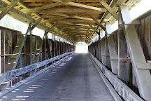 Helmick Covered Bridge, Coshocton, United States