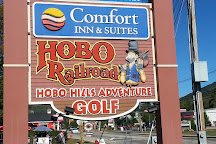 Hobo Hills Adventure Golf, Lincoln, United States