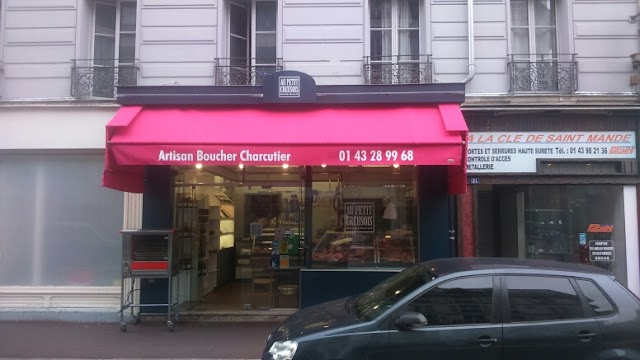Boucherie au Petit Creusois Julien