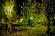 Parque del Bulevar, Jaen, Spain
