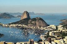 Mirante Dona Marta, Rio de Janeiro, Brazil