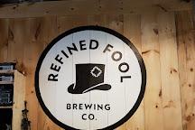 Refined Fool Brewing Co., Sarnia, Canada