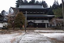 Soyuji Temple, Takayama, Japan