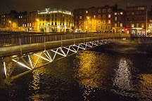 Millennium Bridge, Dublin, Ireland